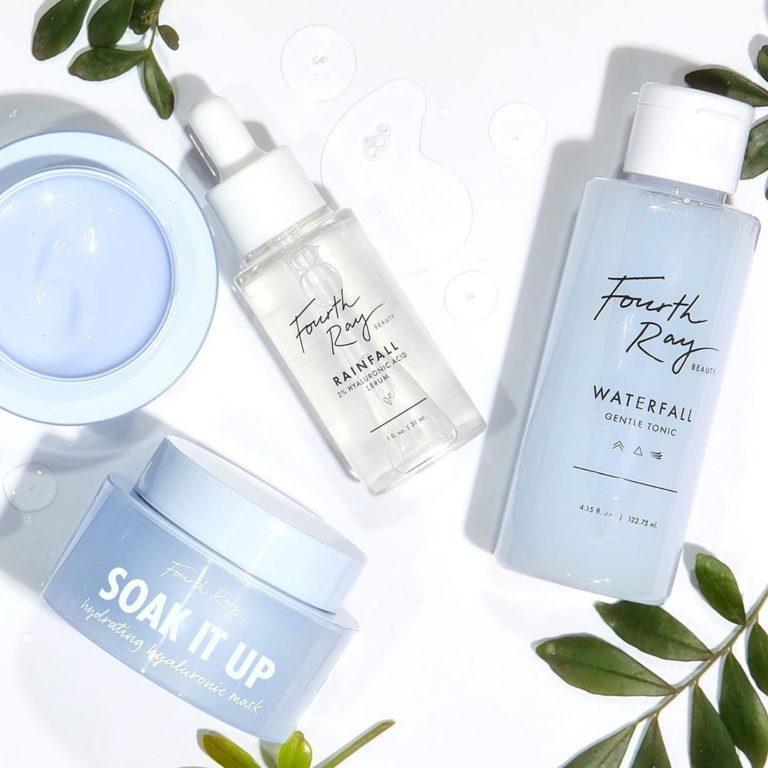 Fourth Ray Beauty Hydrating Hyaluronic Acid Collection
