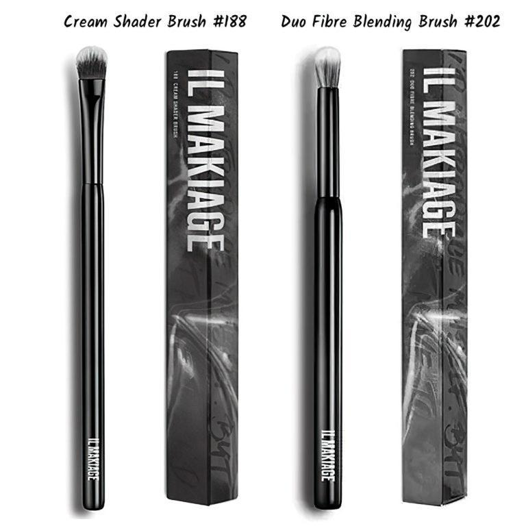 Il Makiage Holiday Collection Brushes
