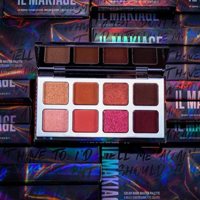 Il Makiage Holiday Collection Color Boss Master Palette