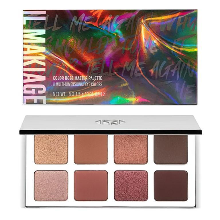Il Makiage Holiday Collection Color Boss Master Palette Alt 2