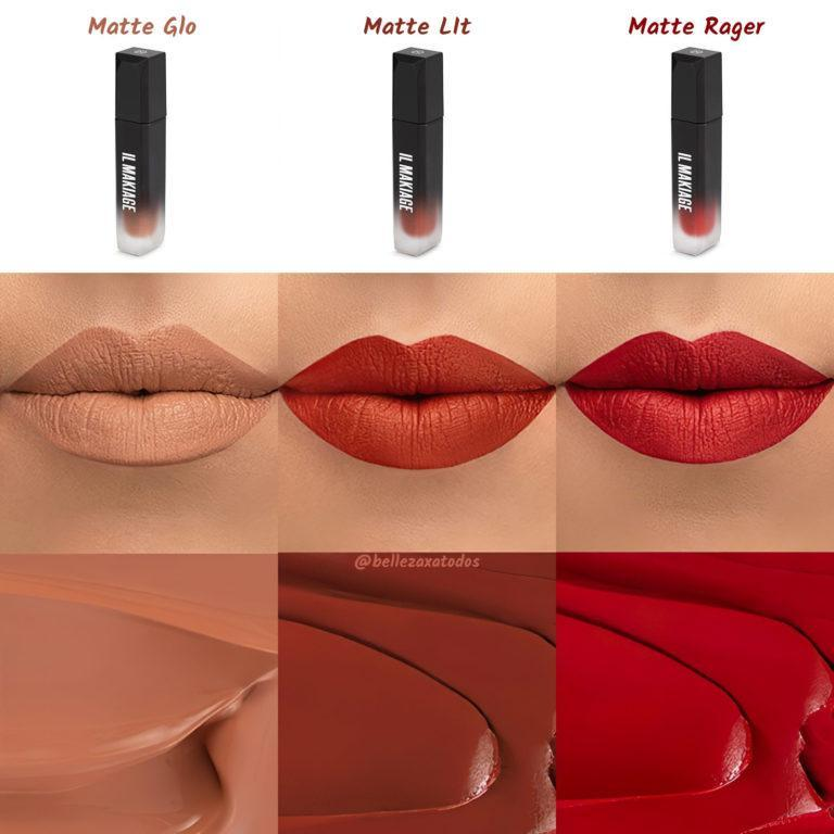 Il Makiage Holiday Collection Color Infinity Alt