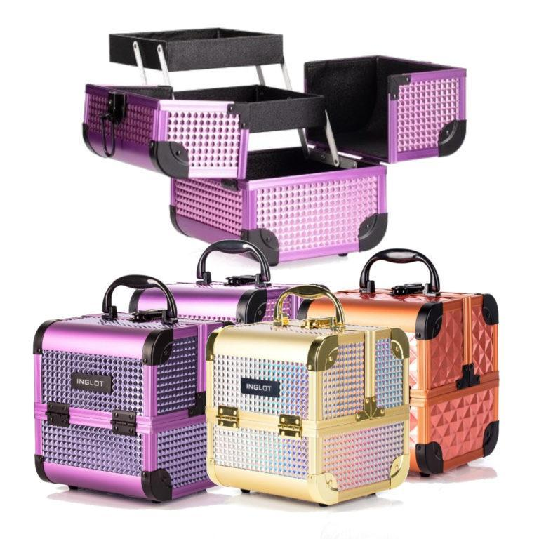 Inglot The Cosmic Collection Ice Cube Makeup Cases