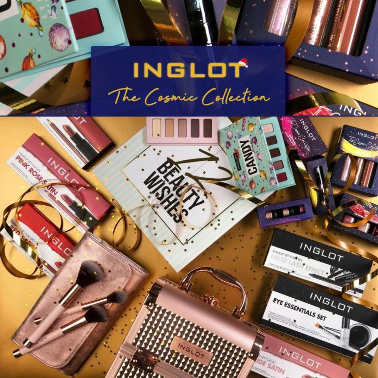 Inglot The Cosmic Collection Post Cover