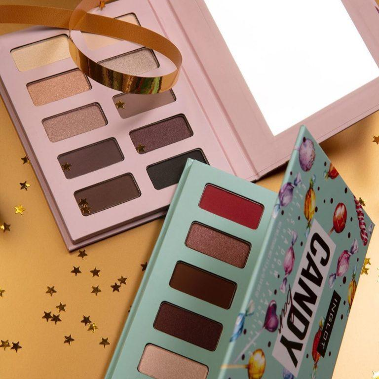 Inglot The Cosmic Collection Pralines And Truffles Eyeshadow Palette