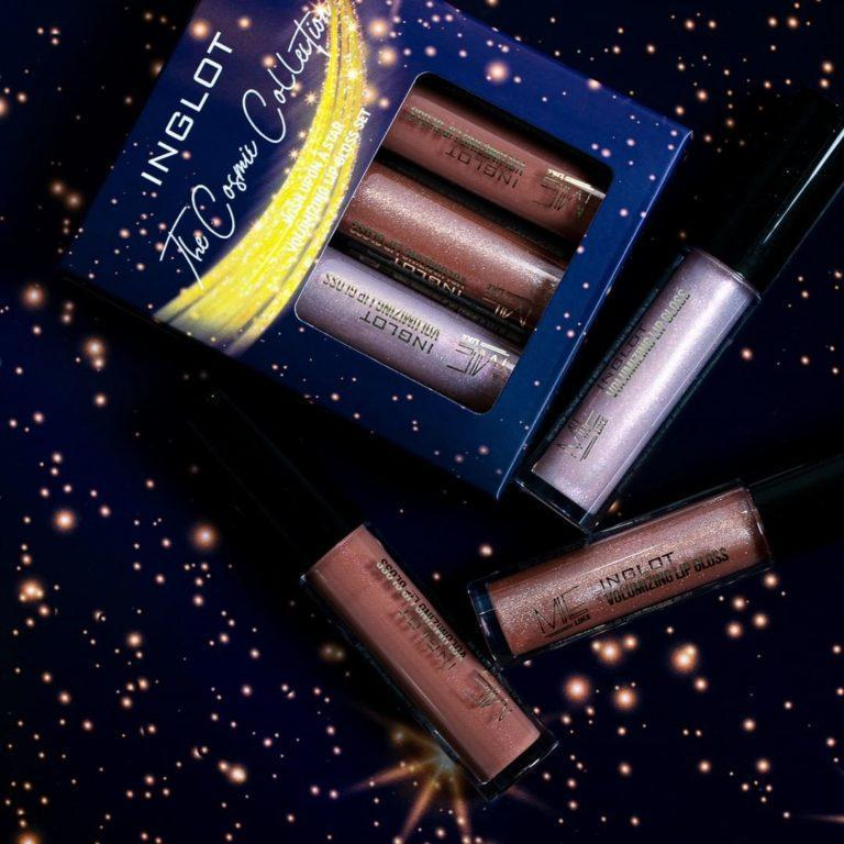 Inglot The Cosmic Collection Volumizing Lip Glosses