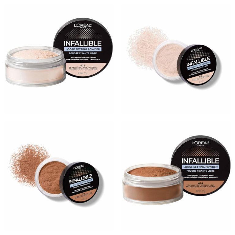 L'Oreal Paris Infallible Tinted Loose Setting Powder