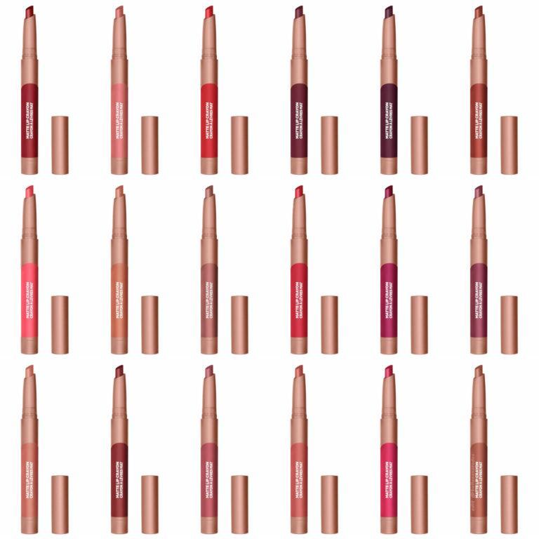 L'Oreal Paris Makeup Infallible Matte Lip Crayon