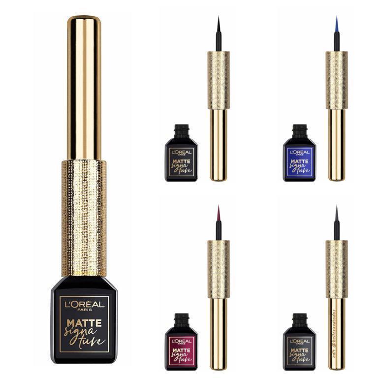 L'Oreal Paris Makeup Matte Signature Liquid Dip Eyeliner