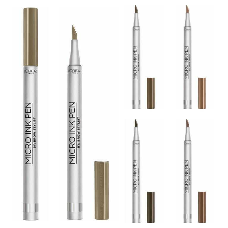 L'Oreal Paris Micro Ink Pen by Brow Stylist