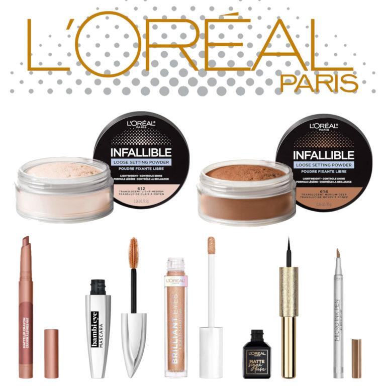 L'Oreal Paris Post Cover