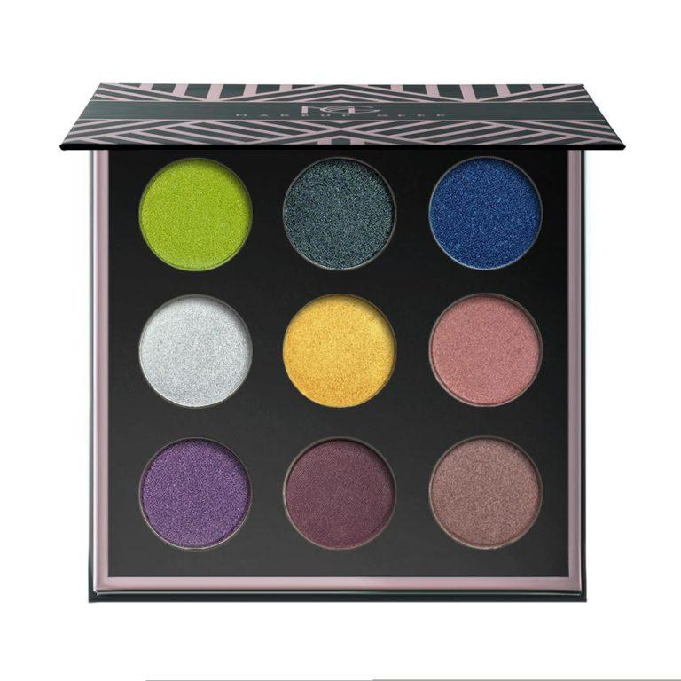 Makeup Geek Cosmetics All That Glitters Palette Front