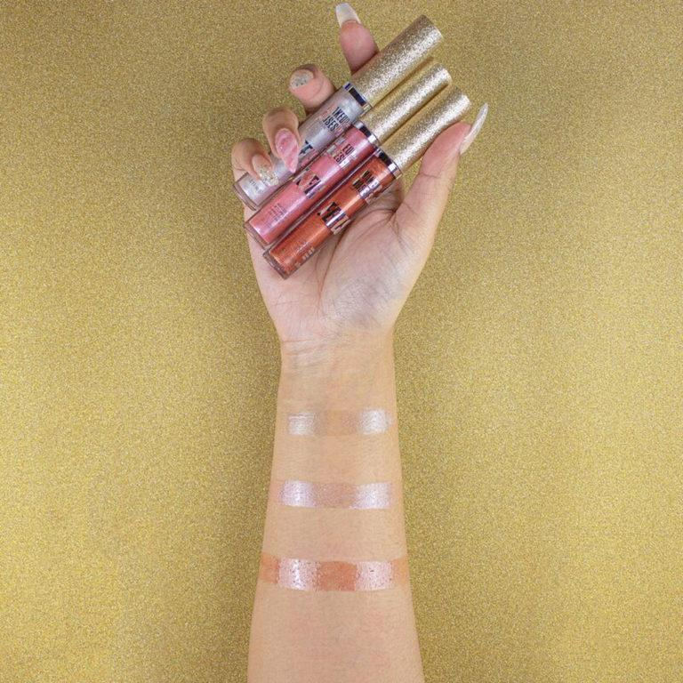 Makeup Obsession Feels Lip Topper Swatches