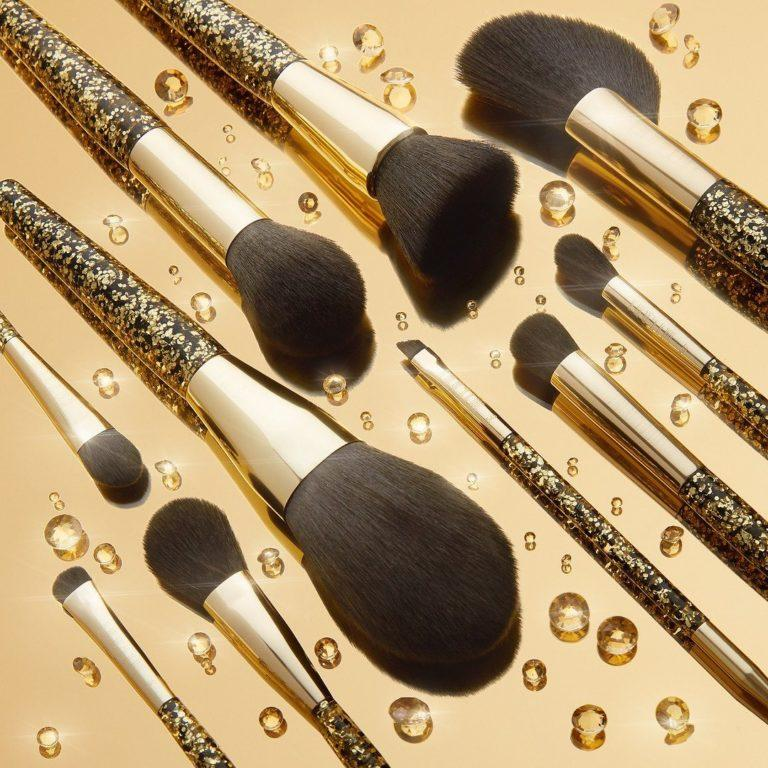Milani 24 Karat Gold Collection Luxe Brush Set