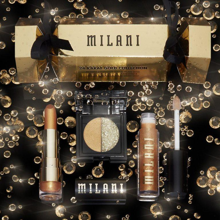 Milani 24 Karat Gold Collection Set 24 Karat Gold