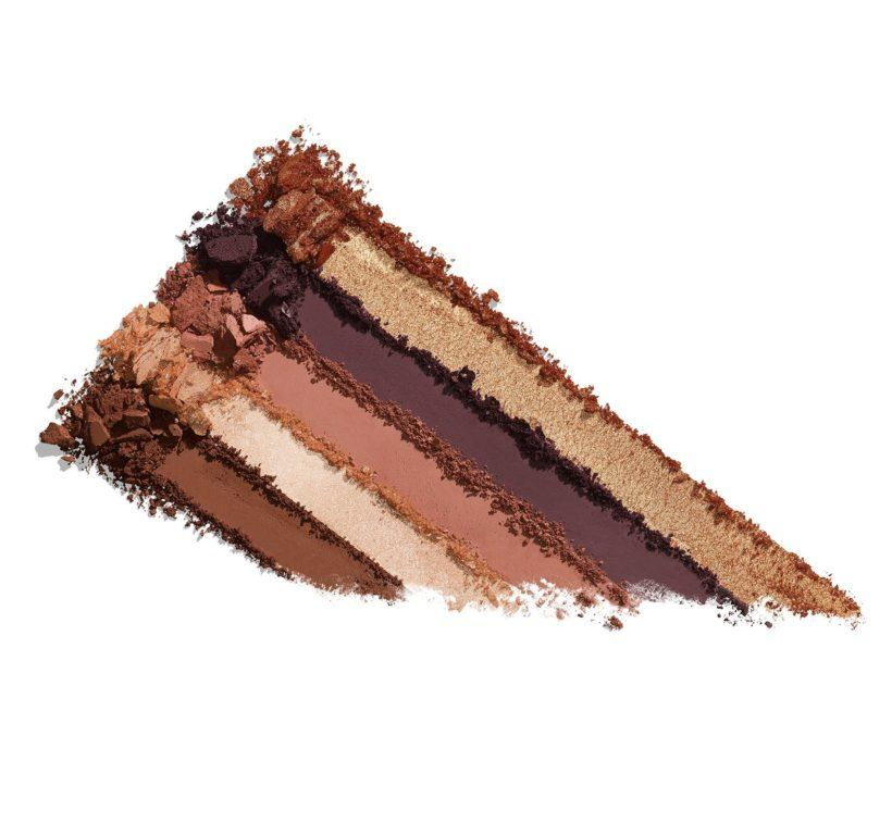 Morphe 18T Truth or Bare Artistry Palette Crash Swatches