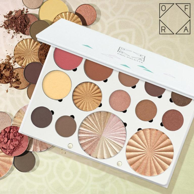 Ofra Cosmetics Pro Palette Soul Post Cover