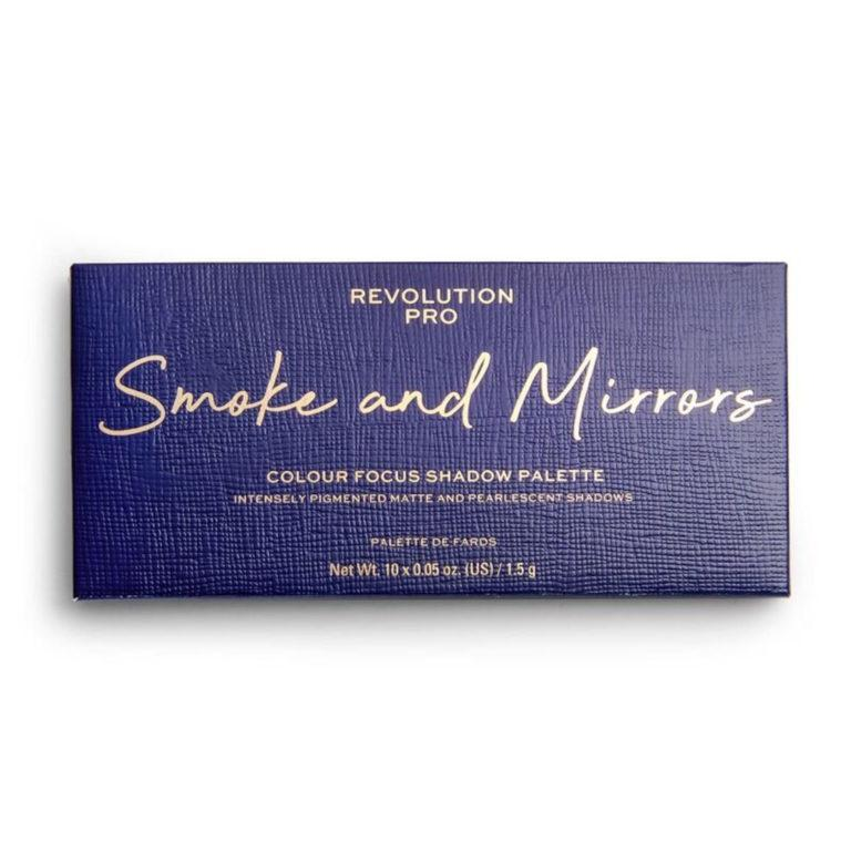 Revolution PRO Smoke & Mirrors Palette cover
