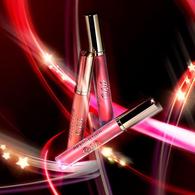 Revolution X Sebile Collection Matte Liquid Lipsticks