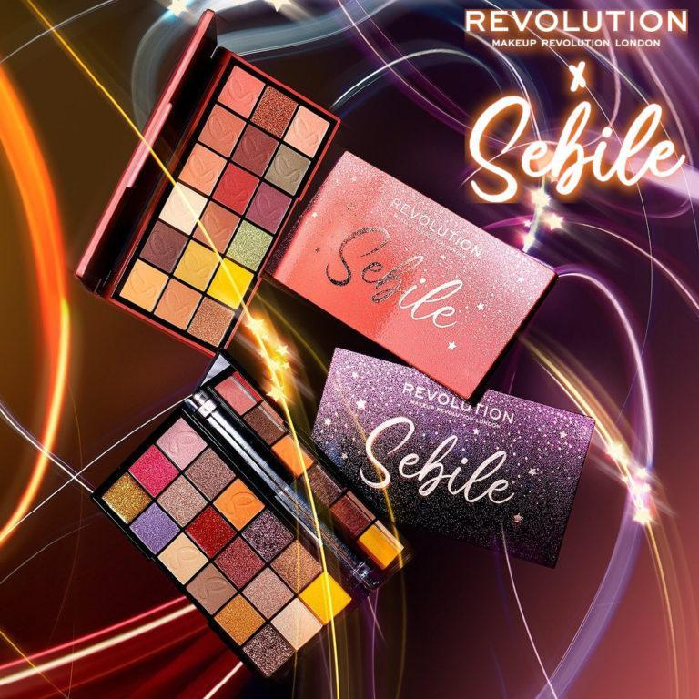 Revolution X Sebile Collection Palettes Post Cover