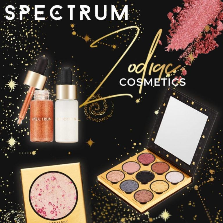 Spectrum Zodiac Cosmetics Collection Alt