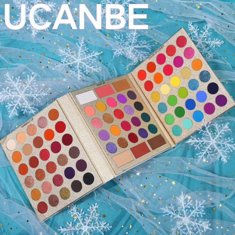 UCANBE Pretty All Set Eyeshadow Post Cover
