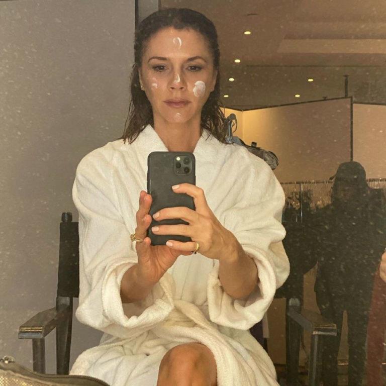 Victoria Beckham Beauty Augustinus Bader Cell Rejuvenating Priming Moisturiser Test