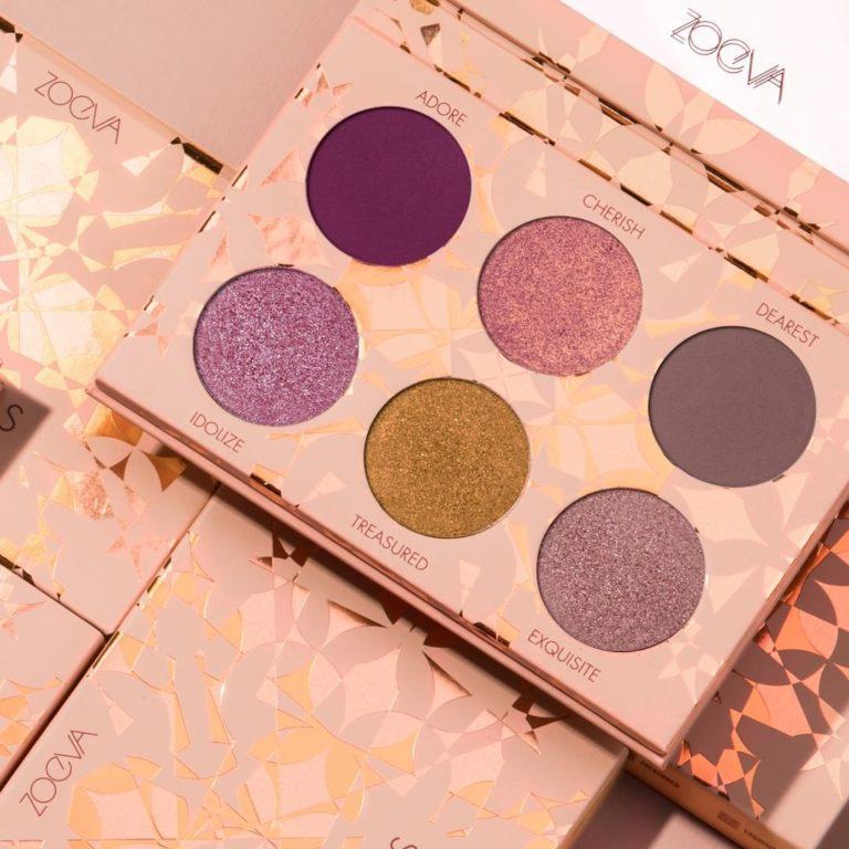 Zoeva Cosmetics Precious Palette