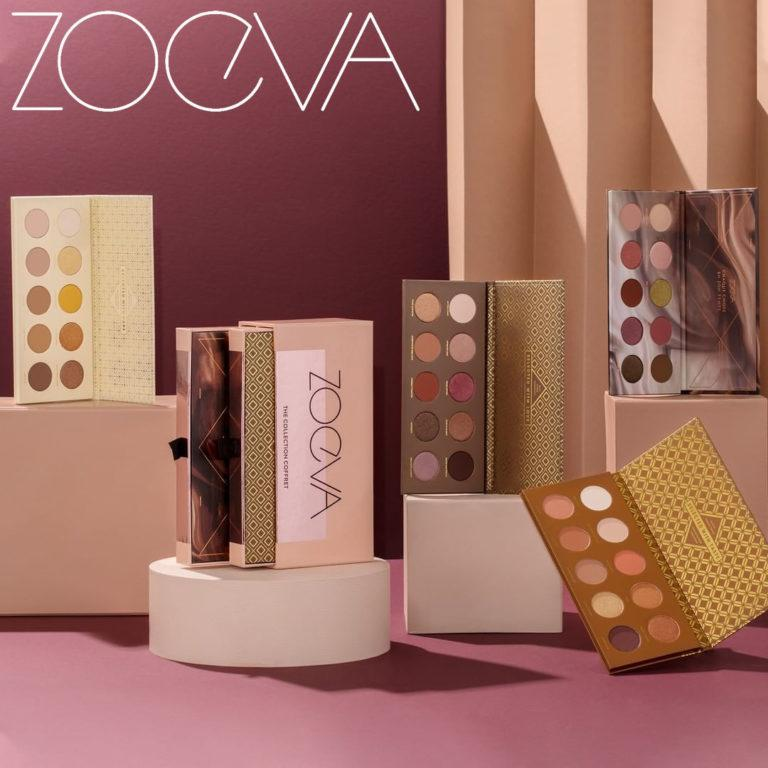 Zoeva The Collection Coffret Cafe Delights Post Cover