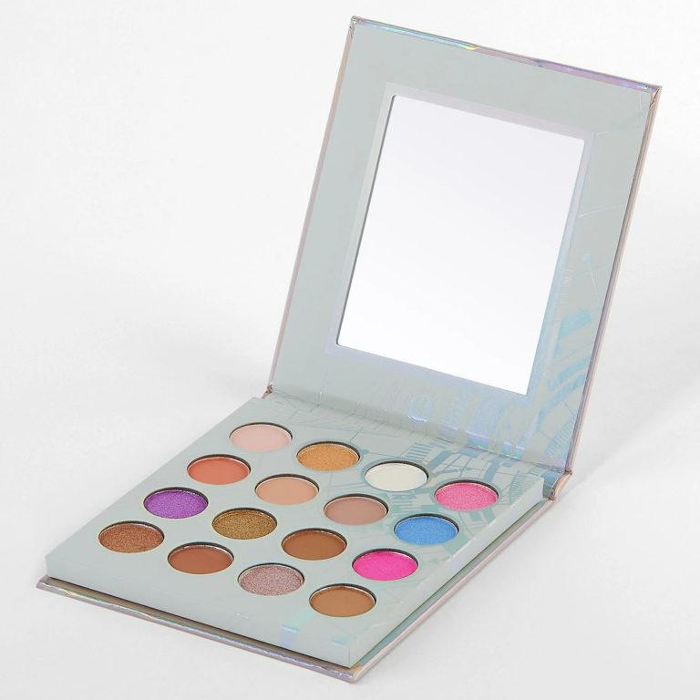 BH Cosmetics Digital Future Palette Open Angled