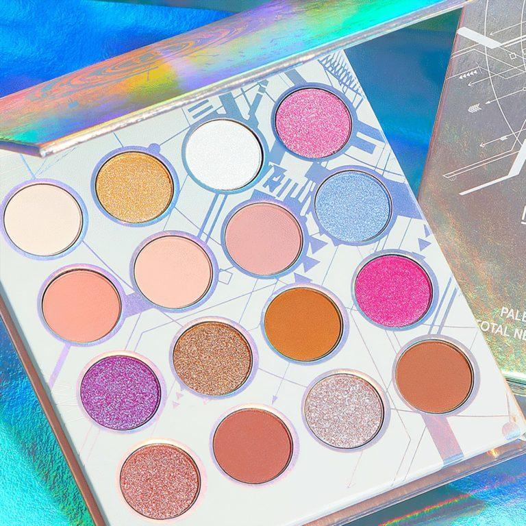 BH Cosmetics Digital Future Palette Post Cover