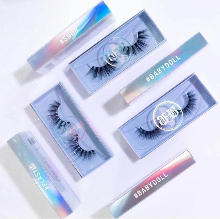 Baddie B Lashes Synthetic Line