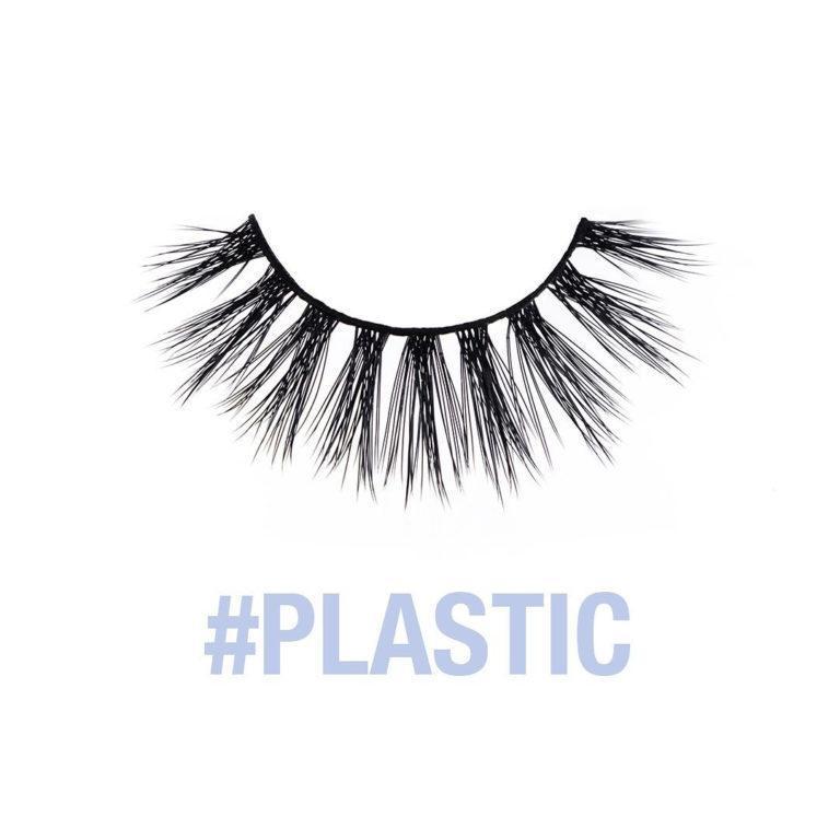 Baddie B Lashes Synthetic Line Plastic