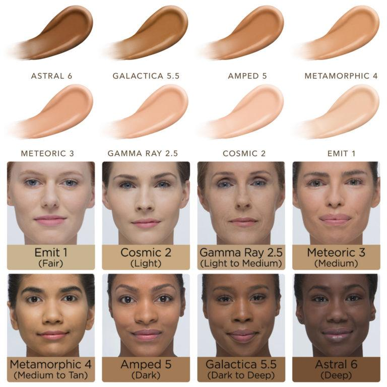Becca Cosmetics Light Shifter Brightening Concealer More Swatches