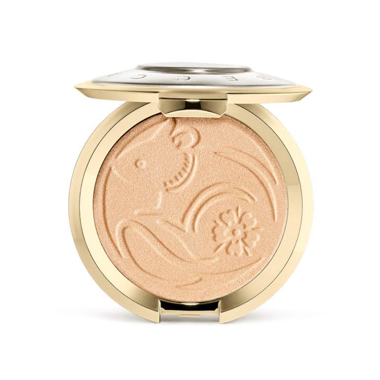 Becca Cosmetics Year Of The Rat Shimmering Skin Perfector™ Pressed Highlighter in Moonstone Open