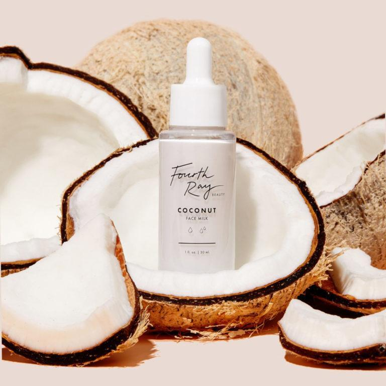 Coconut Face Milk