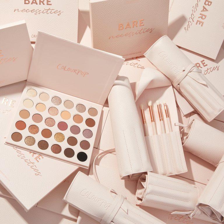 Colourpop Cosmetics Bare Necessities Collection Alt 1