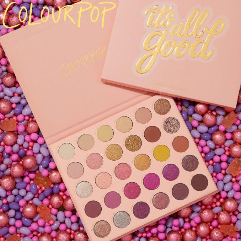 Colourpop Cosmetics It's All Good Promo Candy Closer Post Cover