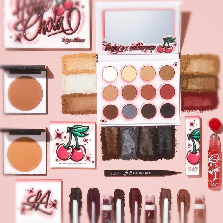 Colourpop x Becky G Hola Chola Collection
