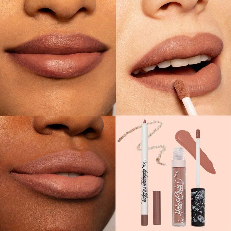 Colourpop x Becky G Hola Chola Collection Lip Kit Muñeca