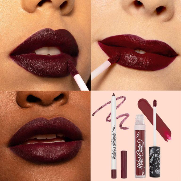 Colourpop x Becky G Hola Chola Collection Lip Kit Payasa