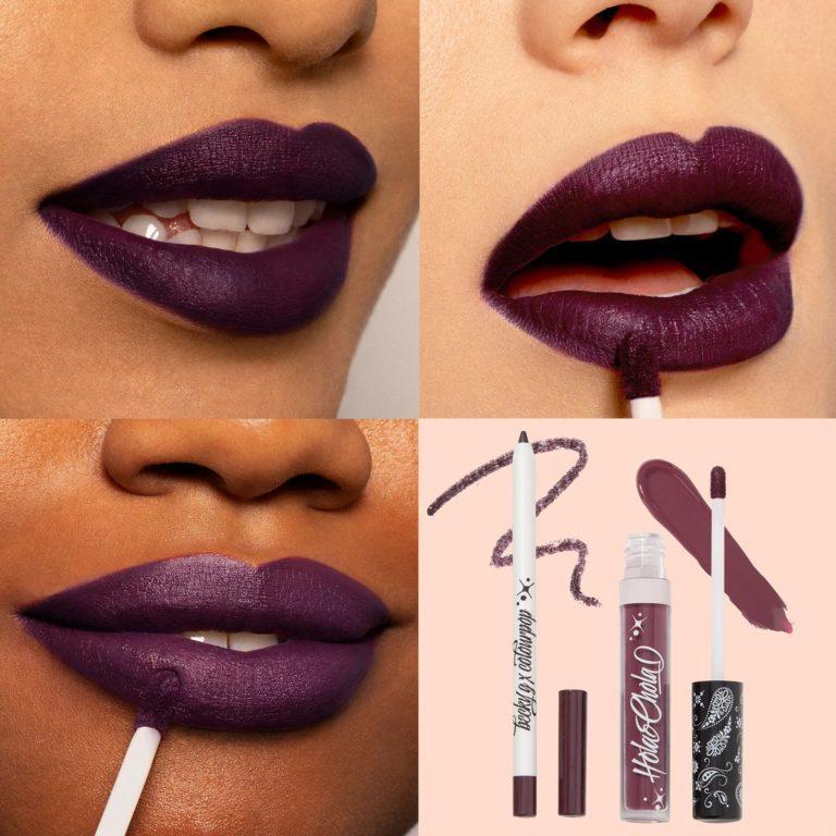 Colourpop x Becky G Hola Chola Collection Lip Kit Traviesa