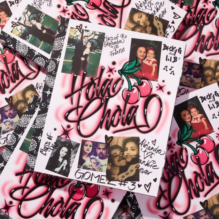 Colourpop x Becky G Hola Chola Collection PR BOX ALT