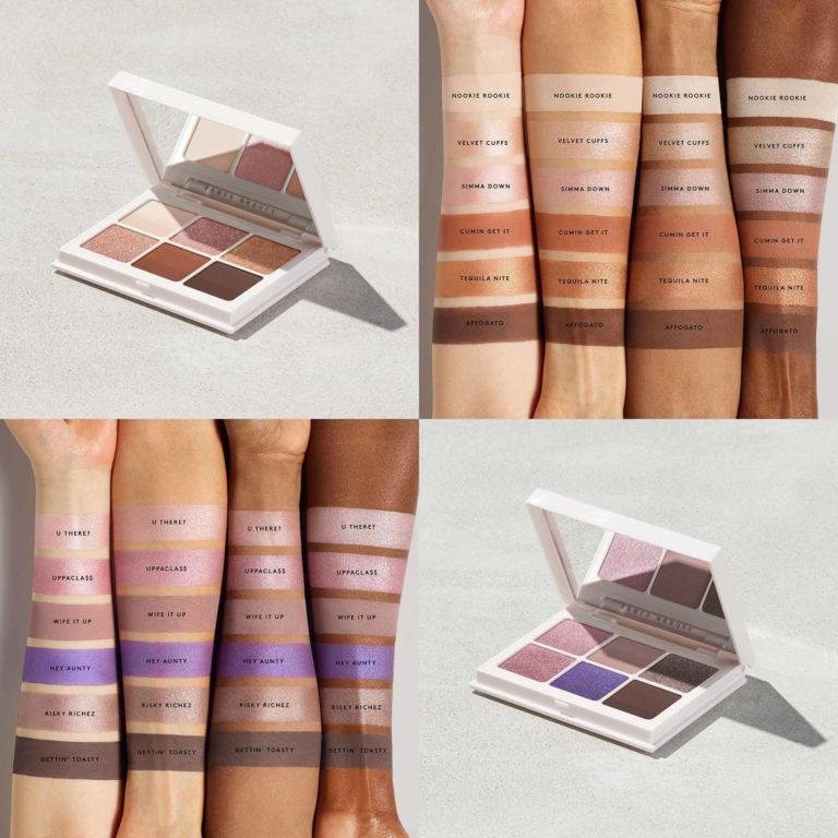 Fenty Beauty Snap Shadows Mix & Match Eyeshadow Palettes 1 & 2