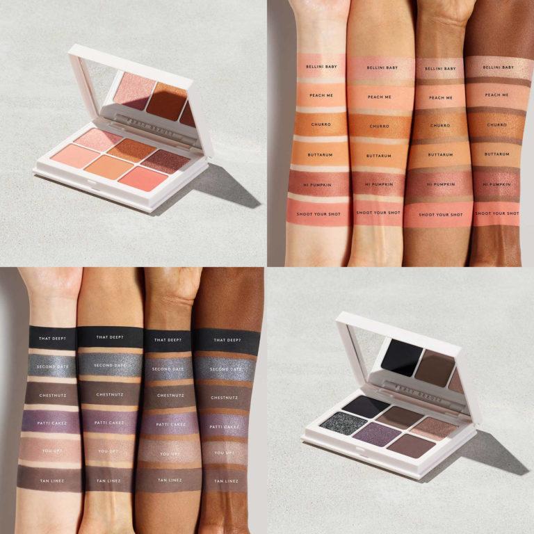 Fenty Beauty Snap Shadows Mix & Match Eyeshadow Palettes 5 & 6