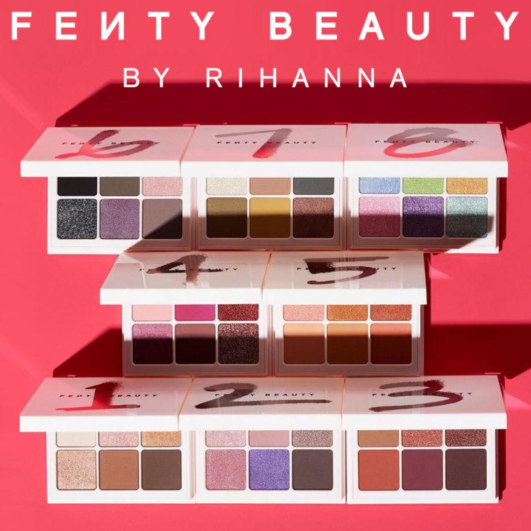 Fenty Beauty Snap Shadows Mix & Match Eyeshadow Palettes Post Cover