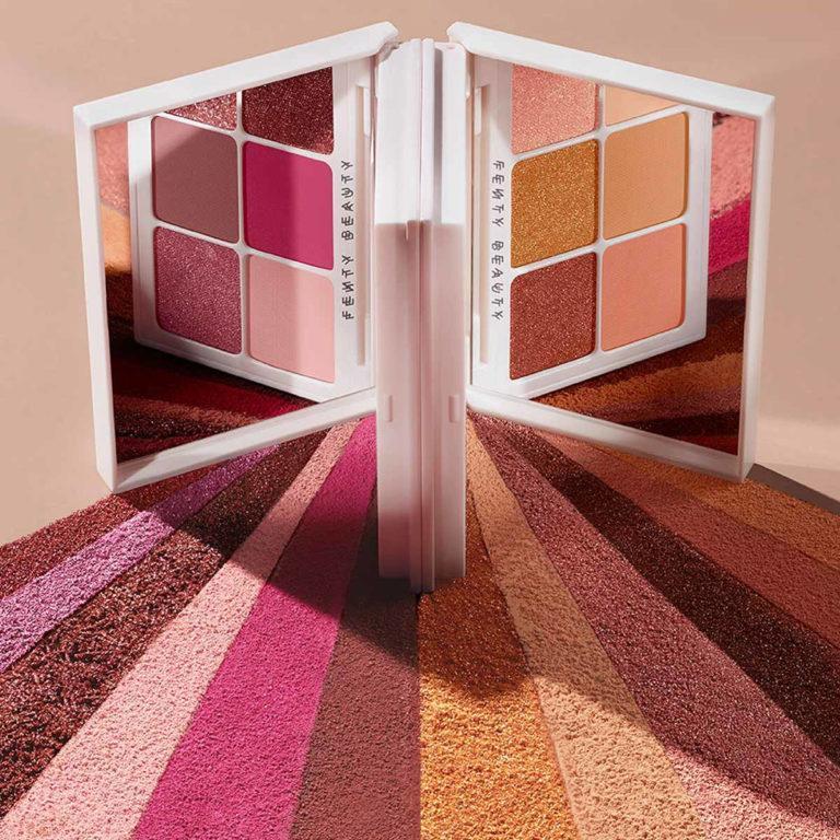 Fenty Beauty Snap Shadows Mix & Match Eyeshadow Palettes Promo