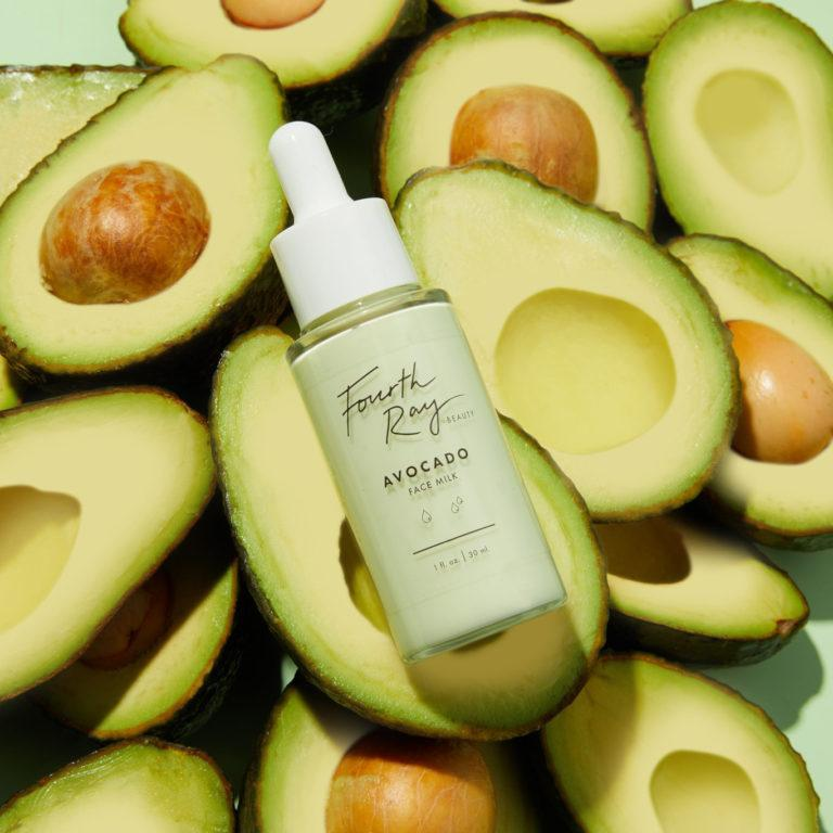 Fourth Ray Beauty Avocado Face Milk ALT