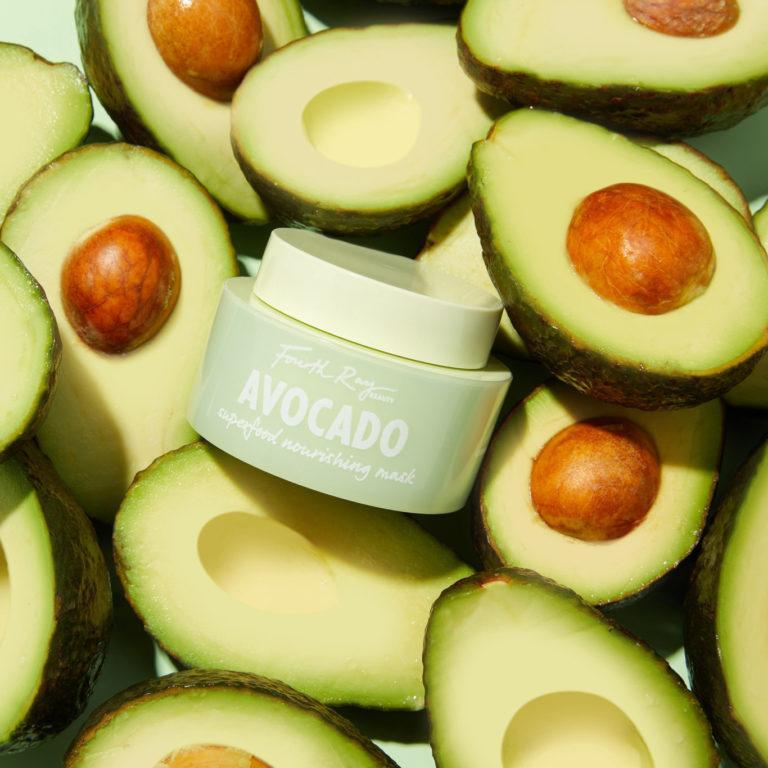 Fourth Ray Beauty Avocado Superfood Nourishing Mask ALT