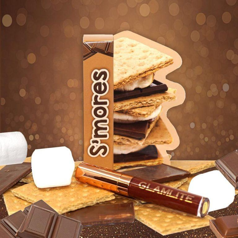 Glamlite Sweet Tooth Lip Gloss Collection S'mores