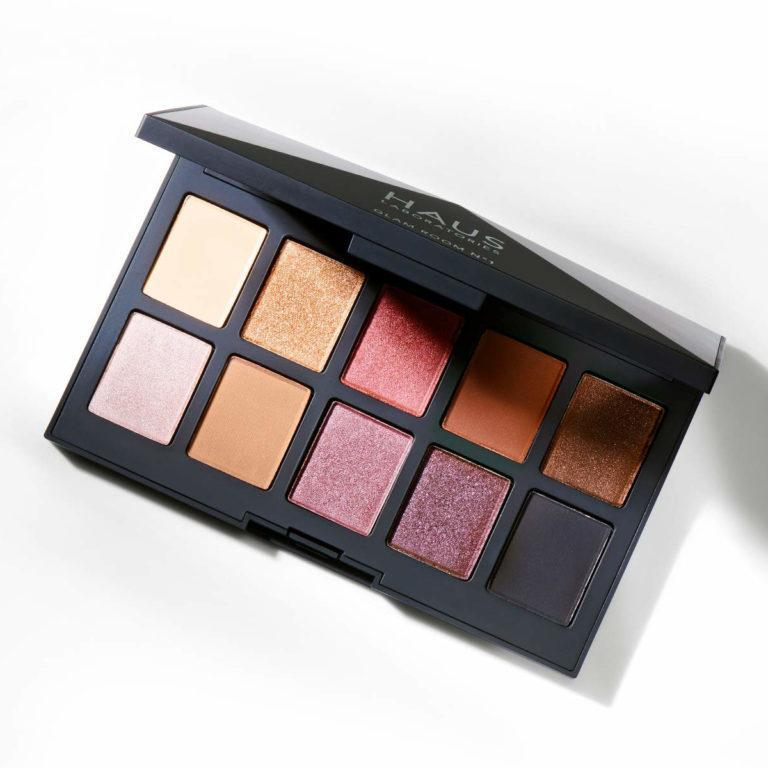 Haus Laboratories FAME Glam Room Nº 1 Eyeshadow Palette Open